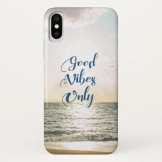 """Coque iPhone X La citation de """"bon vibraphone seulement"""" soit"""