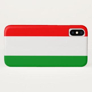 Coque iPhone X La Hongrie