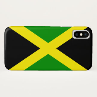 Coque iPhone X La Jamaïque