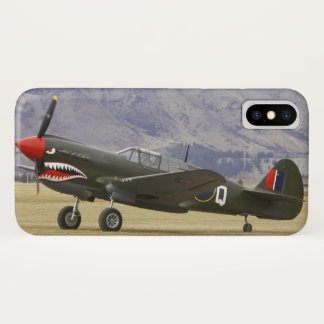 Coque iPhone X La Nouvelle Zélande, Otago, Wanaka, Warbirds plus