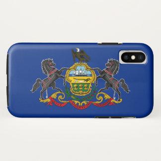 Coque iPhone X La Pennsylvanie