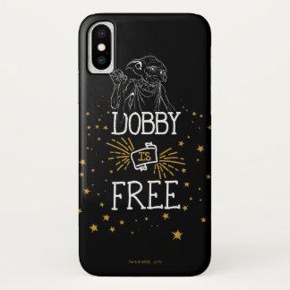 Coque iPhone X La ratière de Harry Potter | est libre
