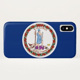 Coque iPhone X La Virginie