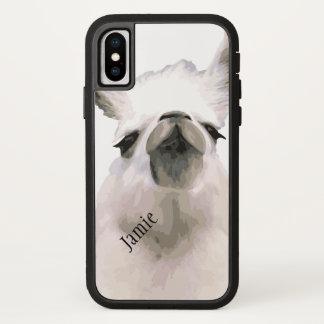 Coque iPhone X Lama de Moma