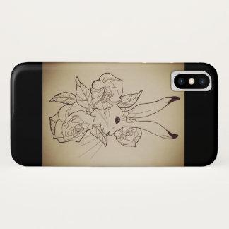 Coque iPhone X Lapin de Jack