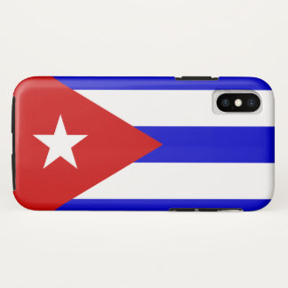 Coque iPhone X Le Cuba