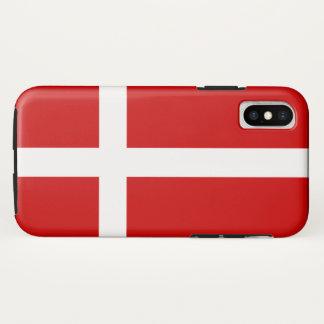 Coque iPhone X Le Danemark