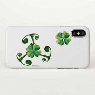 Coque iPhone X le DAY☼ de PATRICK de ☼SAINT