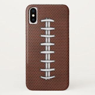 Coque iPhone X Le football
