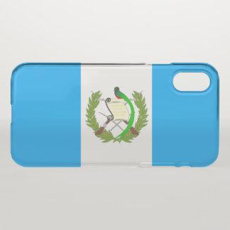 Coque iPhone X Le Guatemala