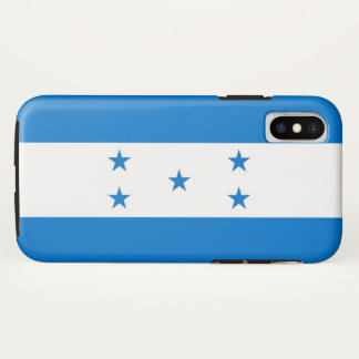 Coque iPhone X le Honduras