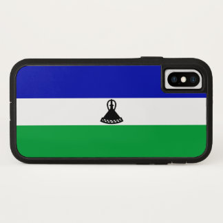 Coque iPhone X Le Lesotho