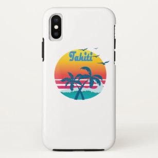 coque iphone x tahiti