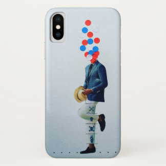 Coque iPhone X L'Expat