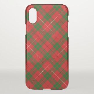 Coque iPhone X MacKinnon