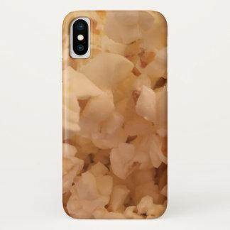 Coque iPhone X Maïs éclaté délicieux X