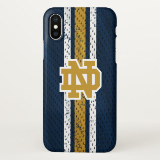 Coque iPhone X Motif de Notre Dame | Jersey