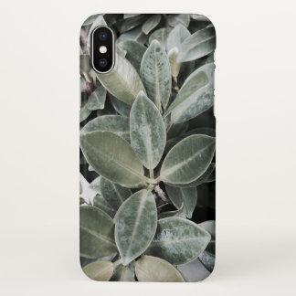Coque iPhone X nature