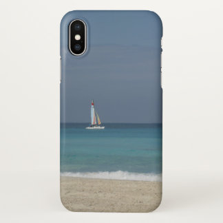 Coque iPhone X Naviguant à Varadero, le Cuba - cas de l'iPhone X
