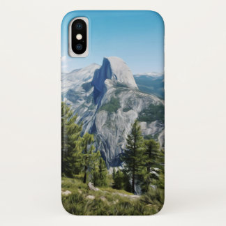 Coque iPhone X Parc national de Yosemite
