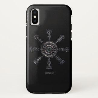 Coque iPhone X Rune☼ héréditaire et spirituel de ☼Aegishjalmur -