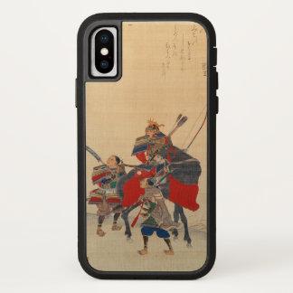 Coque iPhone X Samouraïs japonais (#03)