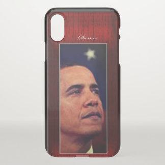 Coque iPhone X Souvenirs d'Obama