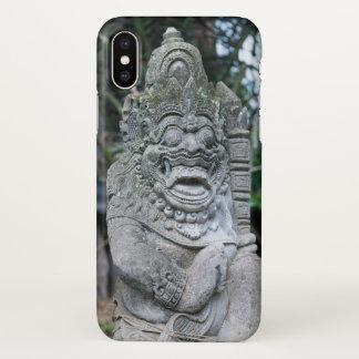 Coque iPhone X Statue de Dieu de Balinese