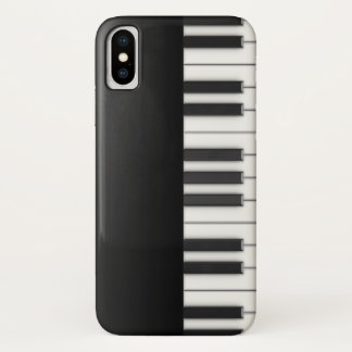 coque iphone x piano