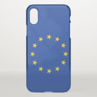 Coque iPhone X Union européenne