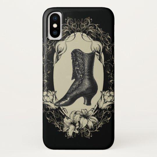 coque iphone x gothique