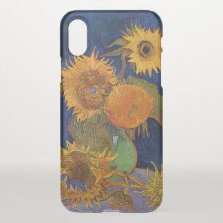 Coque iPhone X Vincent van Gogh six beaux-arts de GalleryHD de