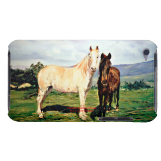 Coque iPod Case-Mate Chevaux/Cabalos/Horses