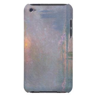 Coque iPod Case-Mate Claude Monet   la Tamise avec la croix de Charing