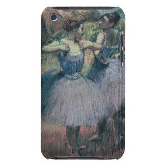 Coque iPod Case-Mate Danseurs d'Edgar Degas   dans la violette