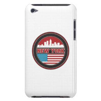 Coque iPod Case-Mate L'horizon | Etats-Unis de New York diminuent