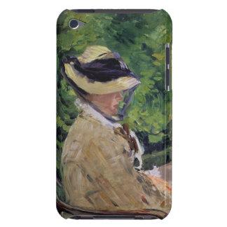 Coque iPod Case-Mate Madame Manet de Manet | chez Bellevue