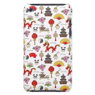 Coque iPod Case-Mate Motif de symboles de la Chine