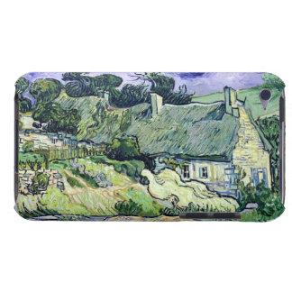 Coque iPod Case-Mate Vincent van Gogh | a couvert des cottages de