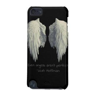 Coque iPod Touch 5G Ailes et citation d'ange