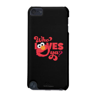 Coque iPod Touch 5G Amour Elmo