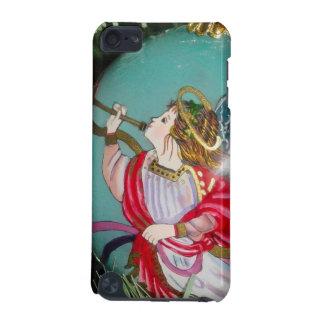 Coque iPod Touch 5G Ange de Noël - art de Noël - décorations d'ange