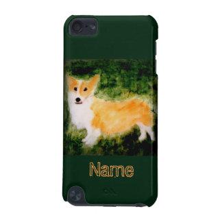 Coque iPod Touch 5G Art mignon de chien de corgi