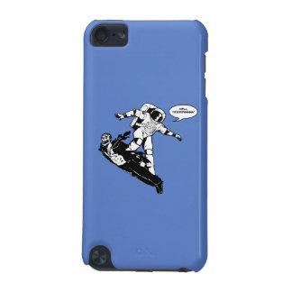 Coque iPod Touch 5G Astronaute drôle