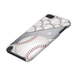 Coque iPod Touch 5G Base-ball personnalisé