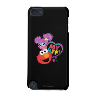 Coque iPod Touch 5G BFF Abby et Elmo