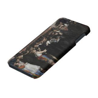 Coque iPod Touch 5G Boule masquée de Manet | à l'opéra, 1873