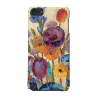 Coque iPod Touch 5G Bouquet des fleurs colorées