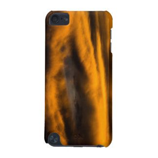 Coque iPod Touch 5G burn-out d'aigle