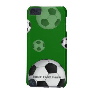 Coque iPod Touch 5G Cadeaux dispersés de sport des ballons de football